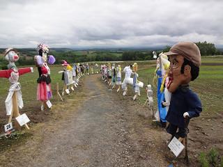 深山峠(2014年6月20日)
